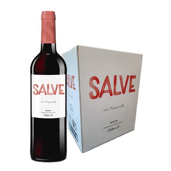 Vino Tinto Joven D.O. Rioja Salve 2018 6