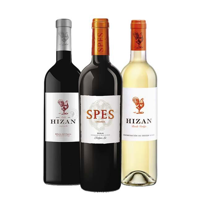 Estuche Regalo Experiencia Vinos CSB