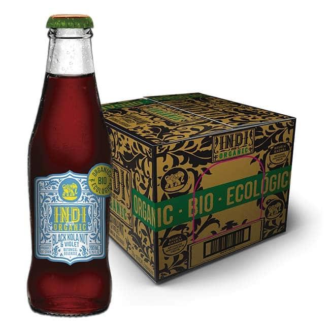 Indi&Co Organic Black Cola Nut 24