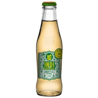 Indi&Co Organic Ginger Ale