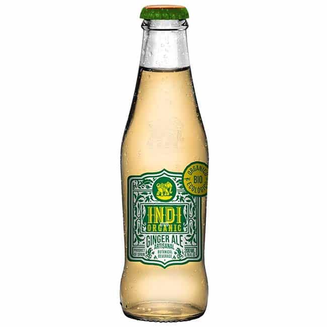 Indi&Co Organic Ginger Ale