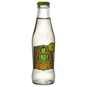 Indi&Co Organic Ginger Beer