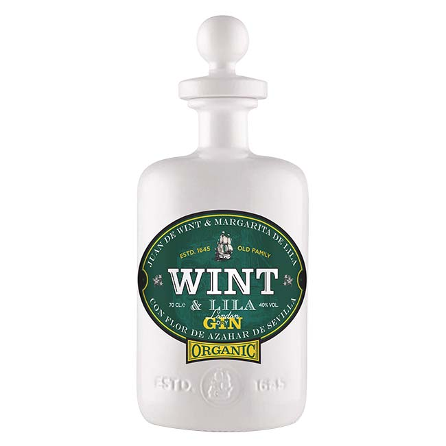 Wint & Lila London Dry Gin Organic