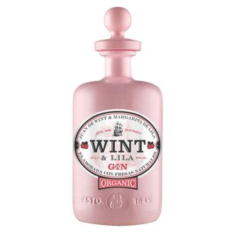Wint Strawberry Gin Organic